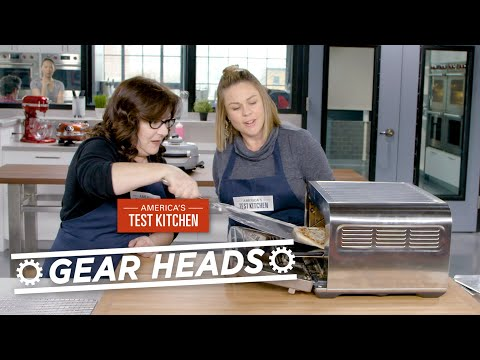 Gear Heads   Indoor Pizza Ovens for Restaurant-Quality Pizzas