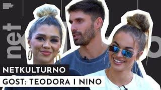 Teodora Džehverović: Nino nije znao ko sam ja!  | NETKULTURNO | S01EP44