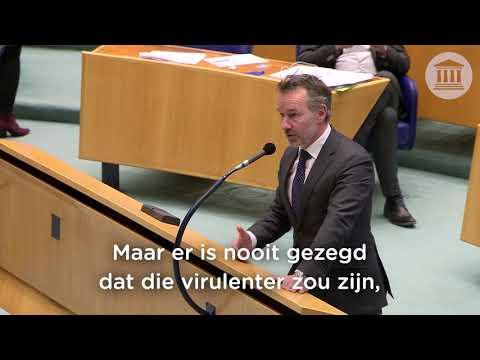 VVD weet het verschil niet tussen besmettelijkheid en virulentie