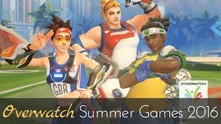 Overwatch summer update 2016: New Skins plus Lúcio Ball!