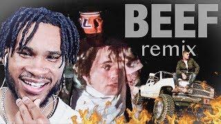 ryan upchurch beef remix - TH-Clip