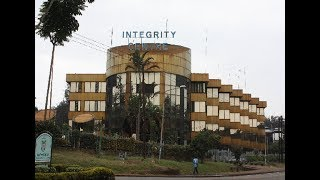 What does EACC do with recovered property from corrupt civil servants