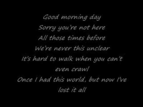 Three Days Grace-Drown Lyrics