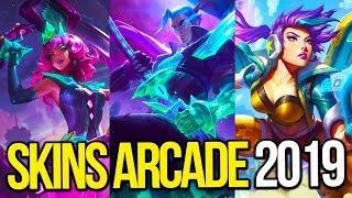 new skin yasuo 2019 arcade - TH-Clip