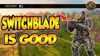 CoD BLACKOUT | i CAN'T BELiEVE i USED TO HATE THiS GUN!!!! (**NEW** SWiTCHBLADE X9 GAMEPLAY)