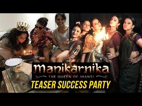 Manikarnika Teaser Success | Kangana Ranaut, Ankit