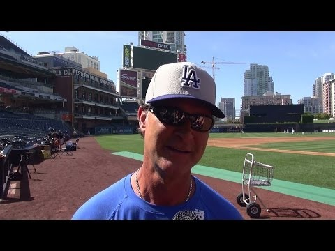 Don Mattingly and Davey Lopes Reflect on Tony Gwynn