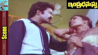 Rajashekar Badgering To Jeevitha Scene || Indradhanussu Movie || Rajashekar  || MovieTimeCinema