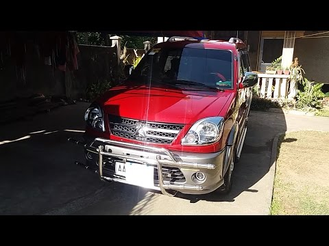 2014 Mitsubishi Adventure GLS Sport M/T Full Review (Start Up, In Depth Tour & Engine)
