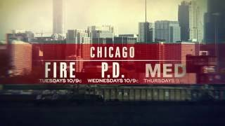 Three Teams One Chicago  Chicago Fire, Chicago PD, Chicago Med Promo