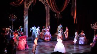 Cinderella Musical - Ten Minute Ago - 1st National Tour