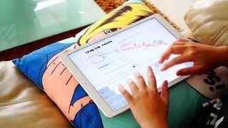 รีวิว iPad Pro แบบจัดเต็ม : EP2 : APPLE PENCIL ดินสอเทพ [Note & Notability] - dooclip.me