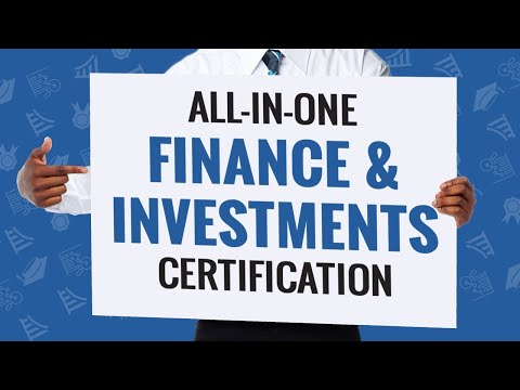 Best Finance Certifications With Financial Modelling Course ...