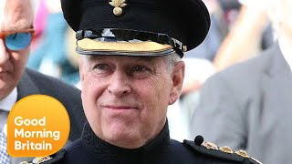 New Evidence Causes Further Embarrassment for the Royal Family and Prince Andrew | Lorraine