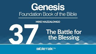 The Battle for the Blessing