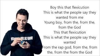 Logic - Flexicution (Lyrics)