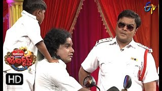 Bullet Bhaskar,Sunami Sudhakar Performance | Jabardasth | 5th October 2017| ETV  Telugu