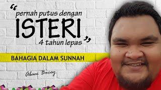 Abam Bocey  Pernah Putus Asa Dengan Isteri A Bit With Ebit Musim 1 Episod 4 2018 TV Al Hijrah