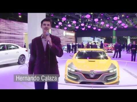Todo Renault en el Salón de Buenos Aires 2015