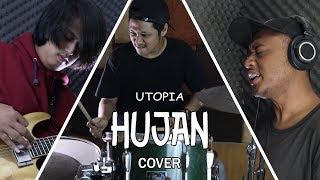 UTOPIA   HUJAN | COVER By AFTERFADE