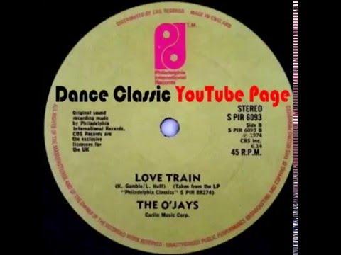 The O'Jays - Love Train (A Tom Moulton Mix)