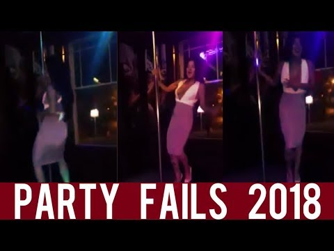 Best Party Fails! || New Funny Compilation! || Drunk People Fails! || Year 2018!