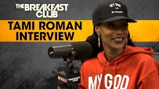 The Breakfast Club - Tami Roman Talks About How She Fell Into Stand-Up Comedy, Basketball Wives Drama + More