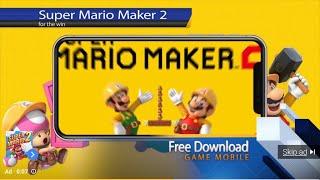 mario maker 2 mobile apk - TH-Clip