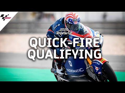 2020年 MotoGP第1戦カタールGP 予選ハイライト動画
