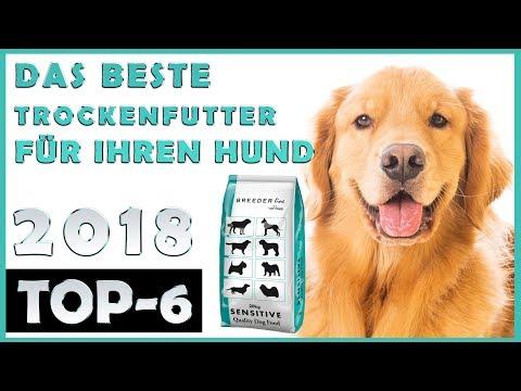 Die Besten 🔥 Hunde Trockenfutter 🐶 Im Vergleich 🔥 TOP 6