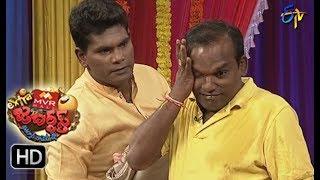 Chammak Chandra Performance | Extra Jabardsth | 25th  August 2017| ETV  Telugu