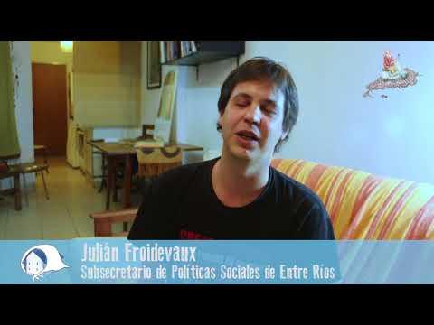 Campaña Pueblada x la identidad - Julián Froidevaux