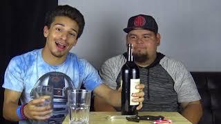 I GOT DRUNK! (Sangria Wine Drinking Challenge)