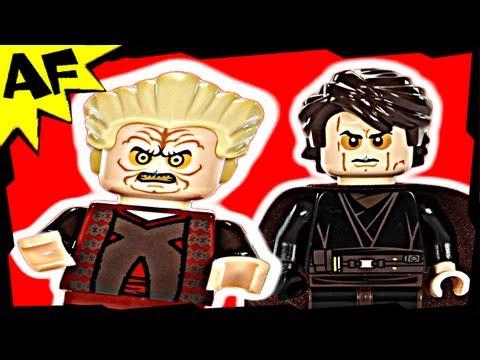 Vidéo LEGO Star Wars 9526 : L'arrestation de Palpatine
