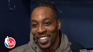 Dwight Howard: The Lakers gave me my joy for basketball back   NBA Sound