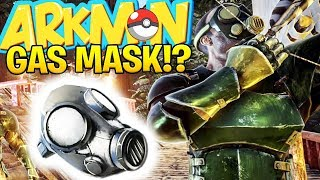 SPECIAL GAS MASK ARMOR - ARK SURVIVAL EVOLVED