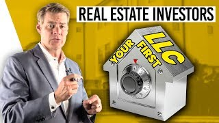 Setting Up LLC For Real Estate Investing (Your 1st LLC!)