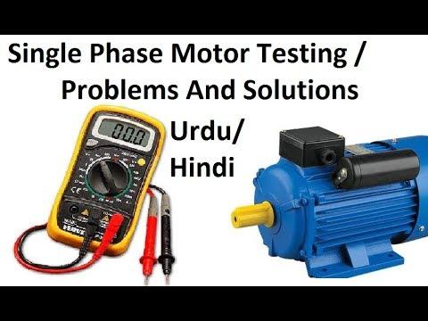 Single Phase Electric Motor - Single Phase AC Motor Latest ... on