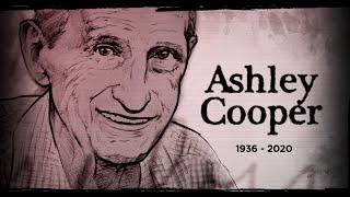 Tennis Legend Ashley Cooper AO 1936 - 2020