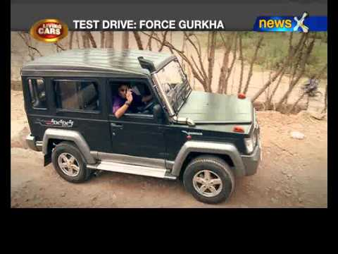 Living Cars: The Force Gurkha is here
