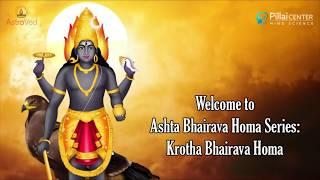 Krotha Bhairava homa