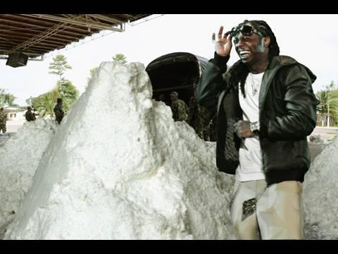 Lil Wayne pomáhá Mexiku zbavit se drog