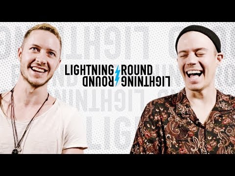 The Plot In You - Lightning Round