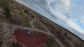 DJI FPV Flight #2 - Golf Course