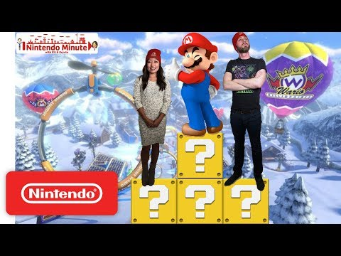 The Nintendo Minute Winter Competition
