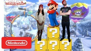 Nintendo Minute: Winter Competition!