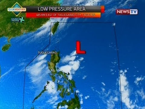 [GMA]  BT: Weather update as of 12:01 p.m. (June 21, 2018)