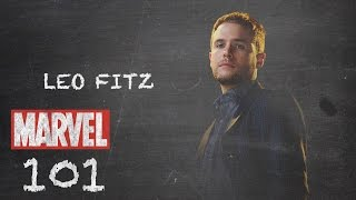 Agent Leo Fitz - Marvel's Agents of S.H.I.E.L.D.