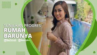 Kerap Dicibir 'Numpang' Raffi, Nisya Ahmad Tunjukkan Progres Pembangunan Rumah Baru