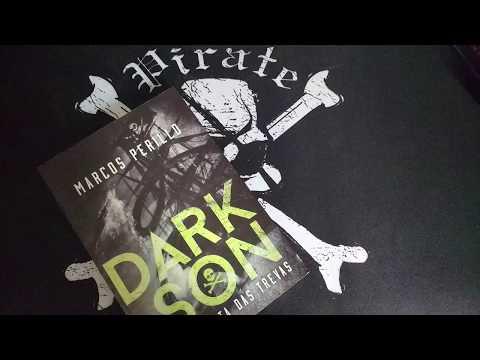 Resenha : Darkson, o pirata das trevas - Marcos Perillo